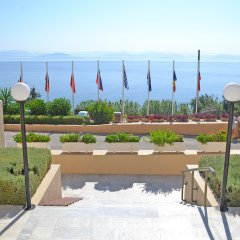 Отель Belvedere Корфу балкон