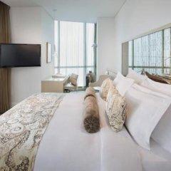 Jumeirah at Etihad Towers Hotel 5* Стандартный номер с различными типами кроватей фото 3