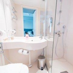 Отель Forenom Pop-up Hotel Финляндия, Хельсинки - отзывы, цены и фото номеров - забронировать отель Forenom Pop-up Hotel онлайн ванная фото 2