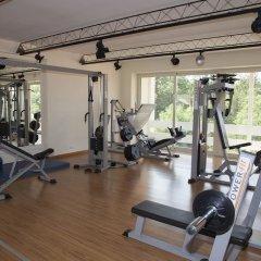 Mondial Park Hotel Фьюджи фитнесс-зал фото 3