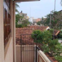 Отель Randi Homestay балкон