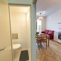 Апартаменты Premier Apartment Wenceslas Square II. Прага комната для гостей фото 4