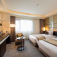 Отель Royal Hotel Seoul Южная Корея, Сеул - отзывы, цены и фото номеров - забронировать отель Royal Hotel Seoul онлайн комната для гостей фото 2