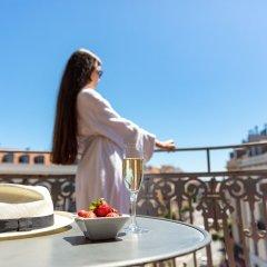 Отель Le Cavendish Франция, Канны - 8 отзывов об отеле, цены и фото номеров - забронировать отель Le Cavendish онлайн балкон