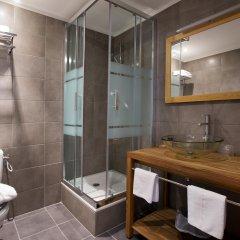 Отель Hôtel Le Genève ванная