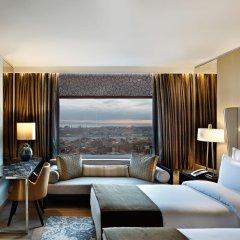 Отель The Marmara Taksim комната для гостей фото 2