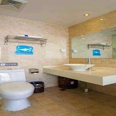 Отель 7 Days Inn Chongqing Wansheng Sanyuanqiao Commercial Center Branch ванная