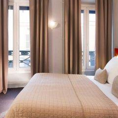 Отель BEAUMARCHAIS Париж комната для гостей фото 3