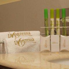 Отель La Contessa Castle Hotel Венгрия, Силвашварад - отзывы, цены и фото номеров - забронировать отель La Contessa Castle Hotel онлайн ванная