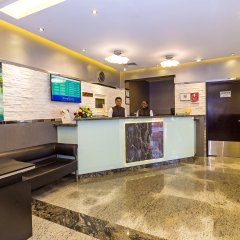 Oasis Deira Hotel интерьер отеля фото 3