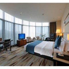 Отель Starway Premier Hotel International Exhibition Cen Китай, Сямынь - отзывы, цены и фото номеров - забронировать отель Starway Premier Hotel International Exhibition Cen онлайн комната для гостей фото 2