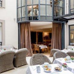 Отель Hôtel Chateaubriand Champs Elysées Париж питание фото 2