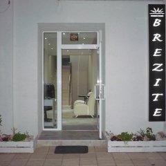 Отель Guest House Brezite Балчик фитнесс-зал