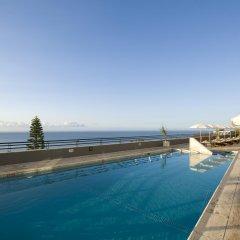 Отель Madeira Panoramico Hotel Португалия, Фуншал - отзывы, цены и фото номеров - забронировать отель Madeira Panoramico Hotel онлайн бассейн фото 3