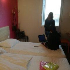 Отель hotelF1 Paris Porte de Châtillon (rénové) Франция, Париж - 1 отзыв об отеле, цены и фото номеров - забронировать отель hotelF1 Paris Porte de Châtillon (rénové) онлайн комната для гостей фото 3