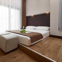 Hotel Leonardo Da Vinci Флоренция комната для гостей фото 3