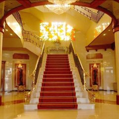 Отель Doña Carlota Испания, Сьюдад-Реаль - отзывы, цены и фото номеров - забронировать отель Doña Carlota онлайн интерьер отеля фото 3