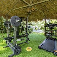 Отель Hoi An Waterway Resort фитнесс-зал фото 2