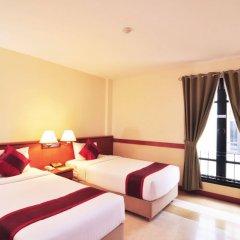 Отель Ecotel Бангкок комната для гостей фото 3