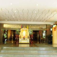Golden Beach Hotel Pattaya интерьер отеля фото 3