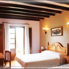 Отель Posada La Estela Cántabra сейф в номере