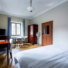 Отель EA Residence U Bílé kuželky комната для гостей фото 3