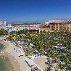 Отель The Westin Resort & Spa Puerto Vallarta пляж фото 2