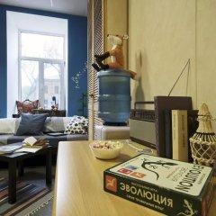 Кино Хостел на Пушкинской интерьер отеля фото 2