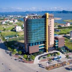 Отель Royal Lotus Hotel Ha long Вьетнам, Халонг - отзывы, цены и фото номеров - забронировать отель Royal Lotus Hotel Ha long онлайн пляж фото 2