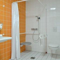 B&B Hotel Frankfurt-Hbf ванная