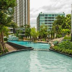 Отель Unixx South Pattaya By Grandisvillas Паттайя бассейн фото 3