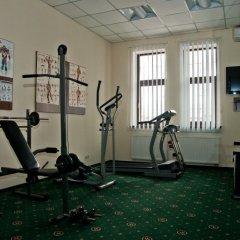 Ligena Econom Hotel фитнесс-зал