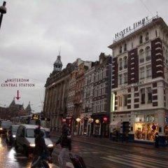 Отель Jimmy Нидерланды, Амстердам - отзывы, цены и фото номеров - забронировать отель Jimmy онлайн фото 2