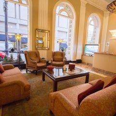 Chancellor Hotel on Union Square интерьер отеля