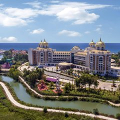 Отель Delphin BE Grand Resort пляж