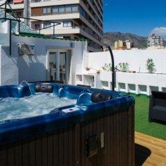 Отель El Pozo Испания, Торремолинос - 1 отзыв об отеле, цены и фото номеров - забронировать отель El Pozo онлайн бассейн фото 2