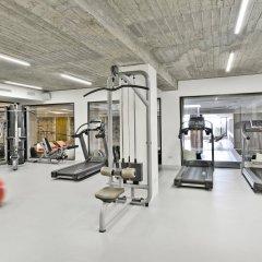 Отель NAPA MERMAID фитнесс-зал