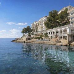 Hotel Roc Illetas пляж фото 2