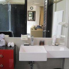 Отель Buffalo Inn Вьетнам, Вунгтау - отзывы, цены и фото номеров - забронировать отель Buffalo Inn онлайн ванная фото 2