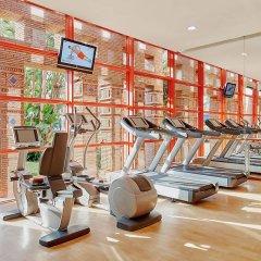 Отель Le Meridien NFis фитнесс-зал фото 3