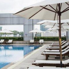 Hotel Nikko Saigon бассейн фото 3