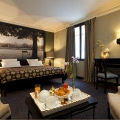 Отель Fontaines Du Luxembourg Париж в номере фото 2