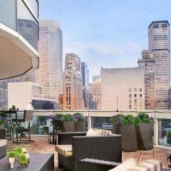 Отель Sofitel New York США, Нью-Йорк - отзывы, цены и фото номеров - забронировать отель Sofitel New York онлайн