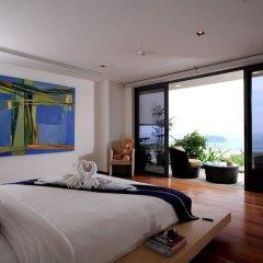 Отель The Heights Penthouse Ocean View A11 пляж Ката комната для гостей фото 3