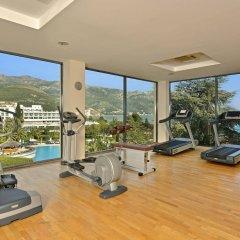 Отель Iberostar Bellevue - All Inclusive фитнесс-зал