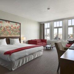 Отель Nh Amsterdam Schiller 4* Улучшенный номер