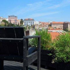 Отель The Lisbonaire Apartments Португалия, Лиссабон - отзывы, цены и фото номеров - забронировать отель The Lisbonaire Apartments онлайн балкон