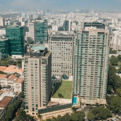 Отель InterContinental Saigon пляж