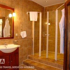 Гостиница Камелот Стандартный номер с различными типами кроватей фото 5