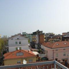 Отель Britta Италия, Римини - отзывы, цены и фото номеров - забронировать отель Britta онлайн балкон